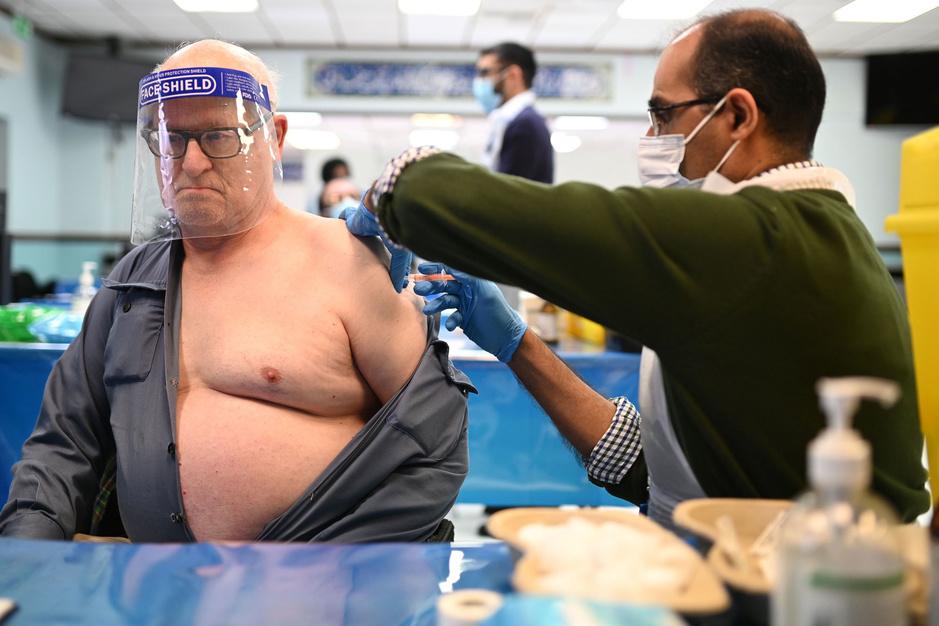 Vaccinatie bij zwaarlijvigheid: vrees voor te korte naalden