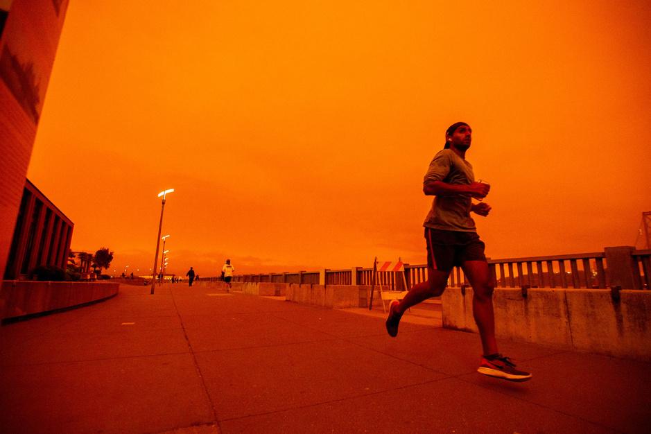 De klimaatverandering aan het werk: bosbranden breken records