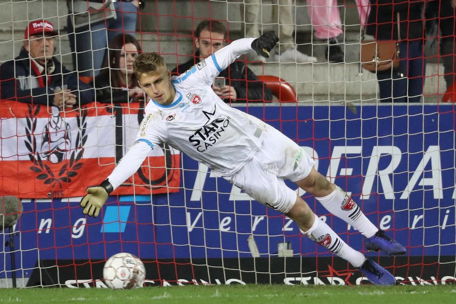 Jean Butez (Mouscron): 'Geen rancune tegenover Club Brugge, ook al voldeed ik aan hun criteria'
