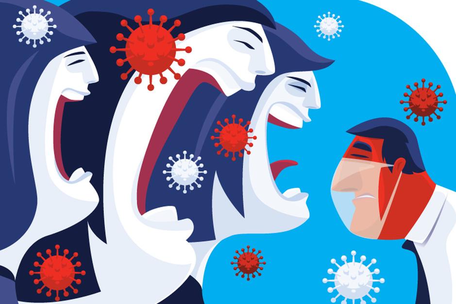 Het 'sukkelaareffect': waarom de coronaregels ons zo onstuimig maken