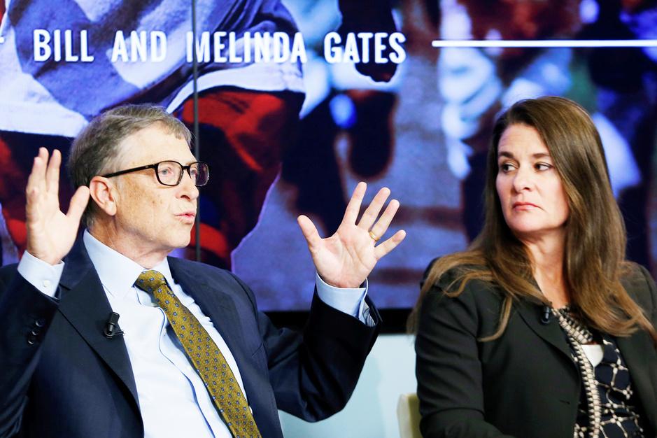 Bill Gates en Melinda scheiden: wat betekent dat voor de Foundation?