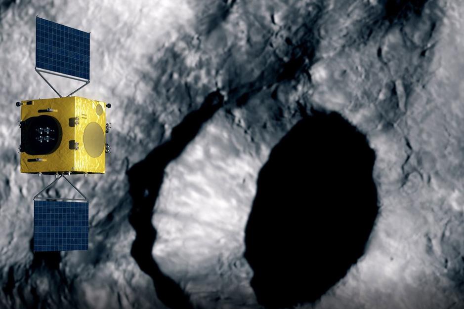 Asteroïdendag: de mens zal voor het eerst baan van hemellichaam wijzigen