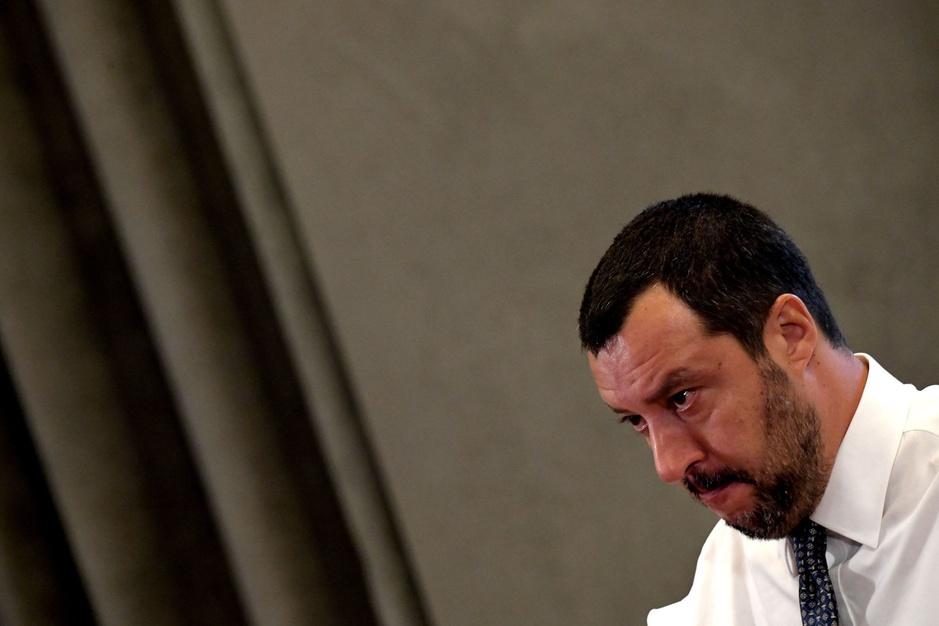 Ontslag Italiaanse regering: hoe Salvini zich schaakmat zette