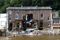Inondations: sept personnes toujours portées disparues