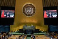 """""""Ca suffit!"""": la tension monte encore d'un cran à l'ONU entre la Chine et les Etats-Unis"""