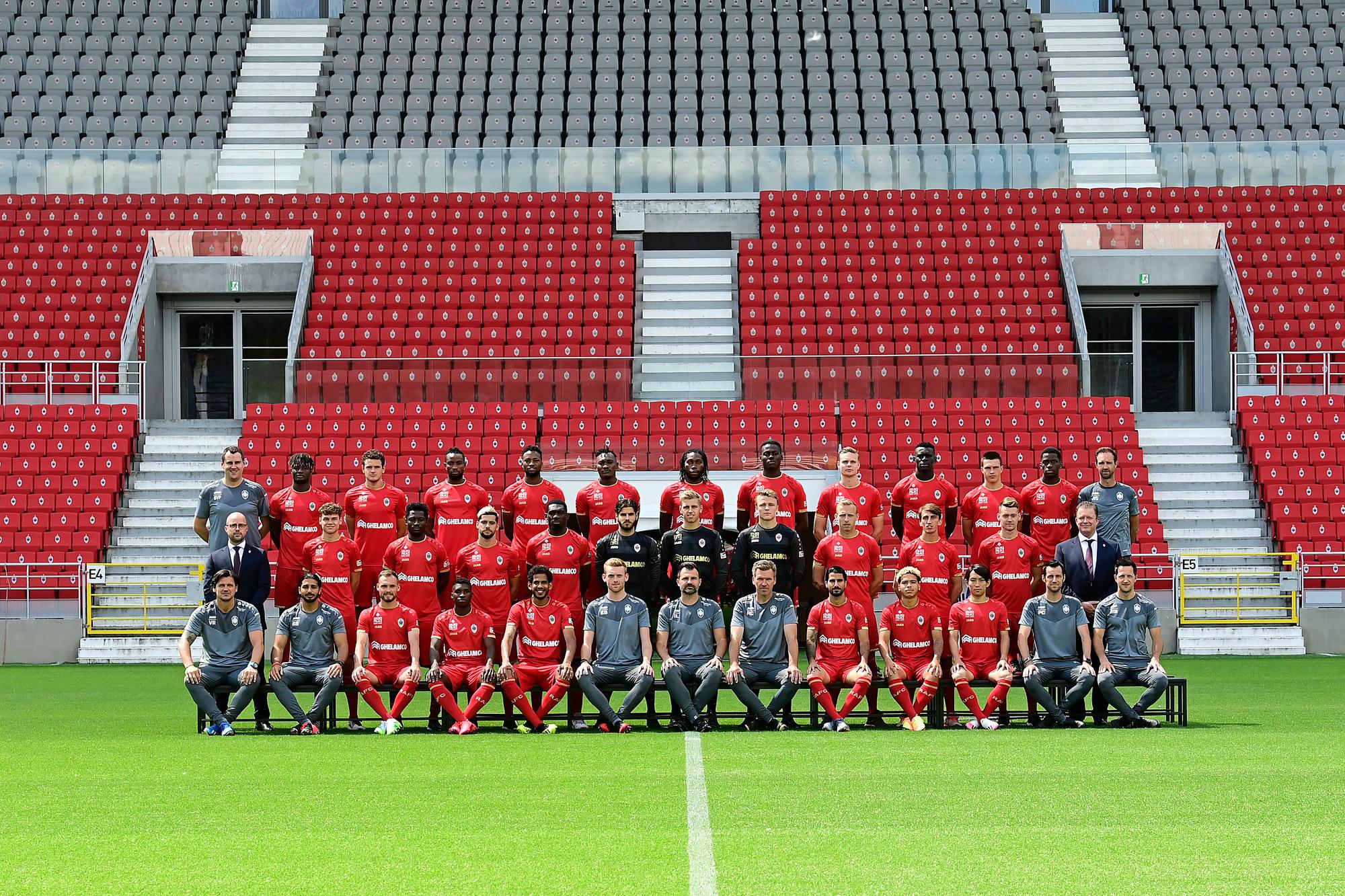 Antwerp 2020-2021., Photo News