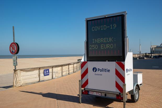 Les hôtels à la mer voient les réservations en baisse pour les vacances d'automne