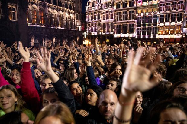 Un concert-événement sur la Grand-Place de Bruxelles, le 25 septembre, pour fêter la FWB