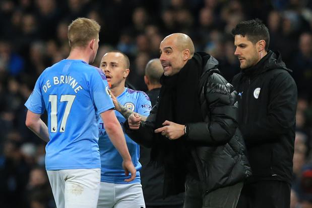 Guardiola se verrait bien rester une 5e saison à Manchester City