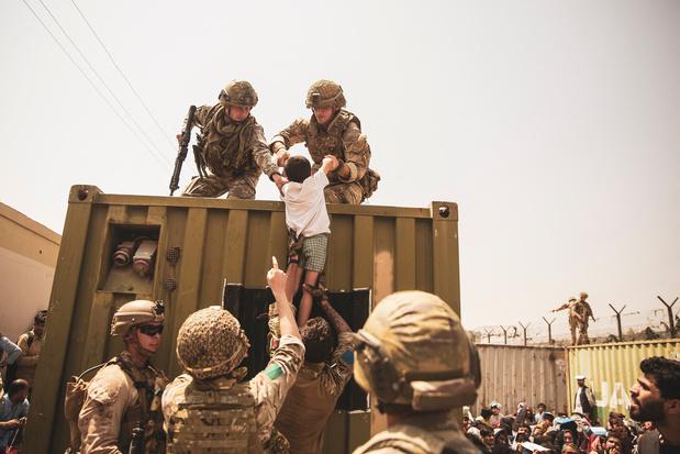 L'armée américaine redoute une attaque de l'Etat islamique à l'aéroport de Kaboul