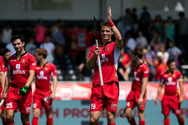 Vainqueurs 4-1 de l'Argentine, les Red Lions joueront les Pays-Bas en demi-finales de la Hockey Pro League