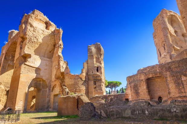 Geen McDonald's naast historisch monument in Rome