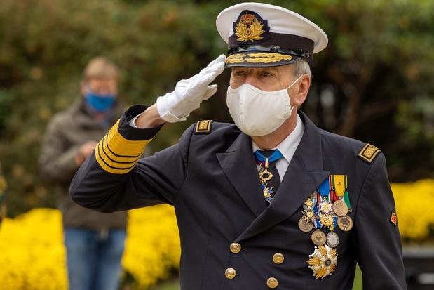 Remplacement du patron du SGRS: le chef de la Défense appelle à la loyauté