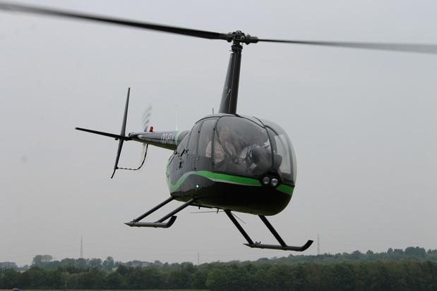 Bruxelles: Hélicoptère pris en otage pour une spectaculaire tentative d'évasion