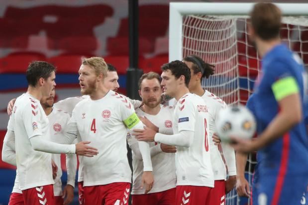 Corona-uitbraak bij Denemarken: negen spelers en bondscoach in quarantaine