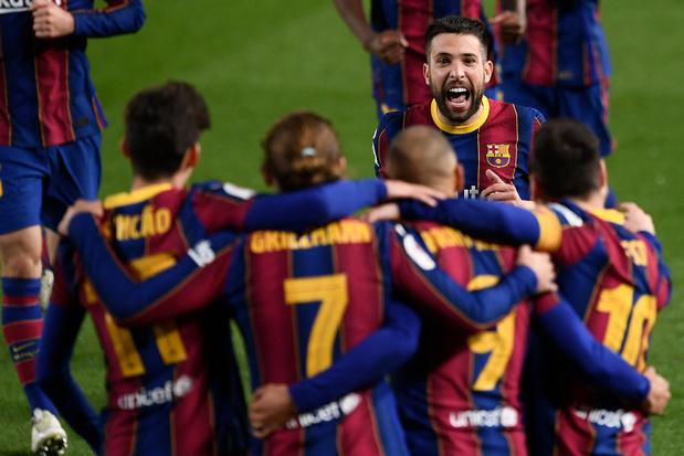 """Le Barça réussit sa """"remontada"""" contre Séville, le PSG prévenu"""