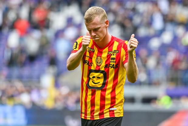 Speler van de maand: Nikola Storm (KV Mechelen)