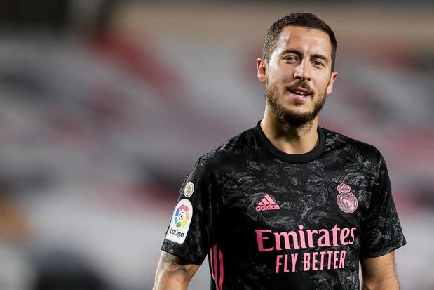 Eden Hazard placé sur la liste des transferts, selon Marca
