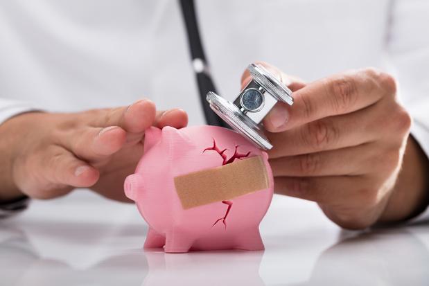 Près d'un hôpital sur trois déficitaire en Belgique