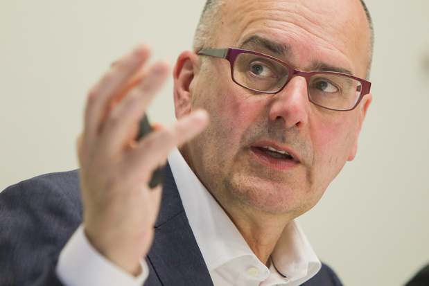Bart De Smet succède à Bernard Gilliot à la présidence de la FEB
