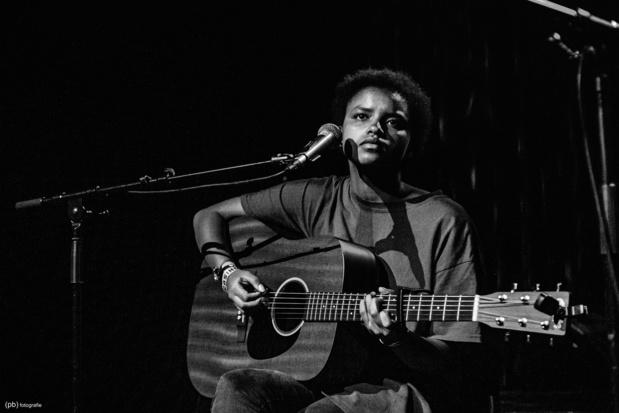 Singer-songwriter Meskerem Mees wint Humo's Rock Rally