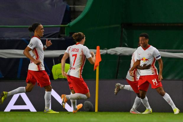 RB Leipzig, het symbool van het nieuwe Duitsland