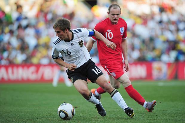 'Engeland en Duitsland hebben op voetbalvlak veel met elkaar gemeen'