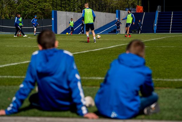 Nederlandse kinderen mogen vanaf vandaag terug gaan trainen bij hun club