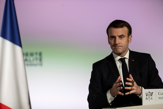 "Macron: ""Un plan contre l'islam serait une faute profonde"""