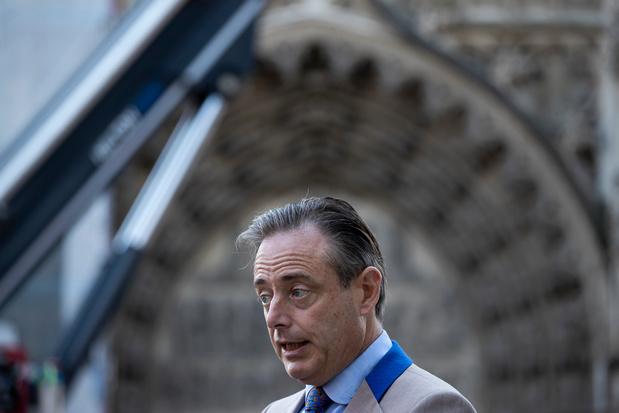 Quand Bart De Wever rêve du retour de la Grande Néerlande