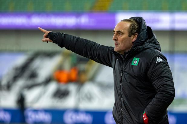 Yves Vanderhaeghe: 'Ik denk dat ze bij Kortrijk vooral veel paniekvoetbal speelden'