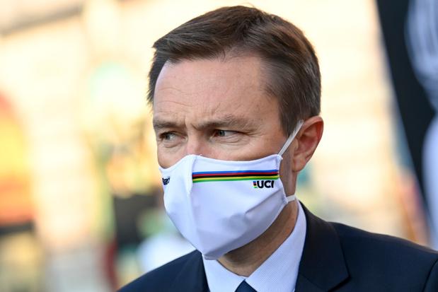 UCI-voorzitter David Lappartient: 'Een WK met landenploegen is helemaal geen anachronisme'