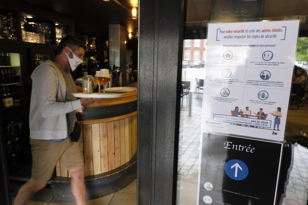 L'horeca bruxellois réclame une compensation pour la fermeture anticipée des cafés
