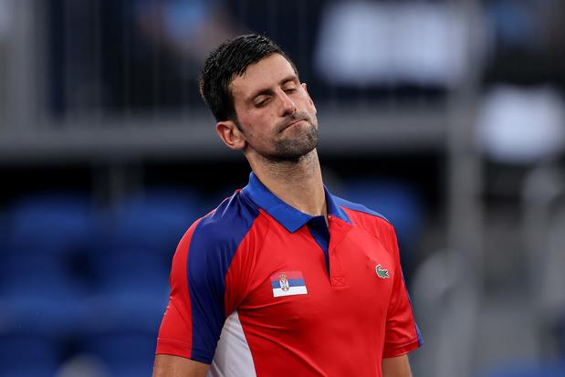 Geen Golden Slam voor Djokovic: Serviër strandt in halve finale tegen Zverev