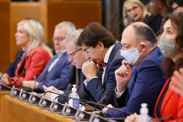 La Wallonie ressort son triple budget pour faire face à la crise