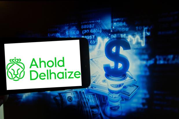 """Résultats """"solides"""" pour Ahold Delhaize, qui lance un programme de rachat d'actions"""