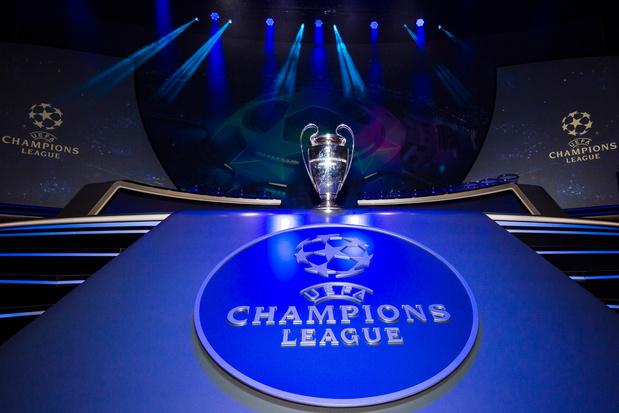 Loting Champions League: stel jouw droompoule voor Club Brugge samen