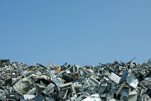 La quantité de déchets électroniques a augmenté de 21% en cinq ans