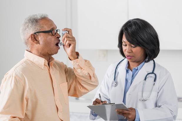 Allergische ziekten verhogen het risico op astma bij volwassenen