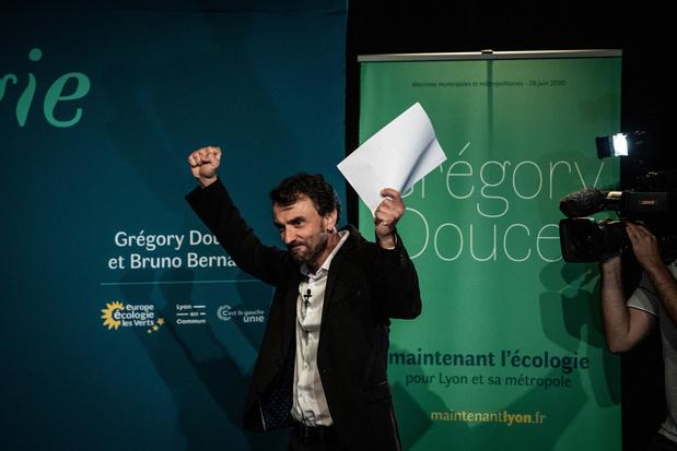 France: les Verts, centre de gravité de la gauche