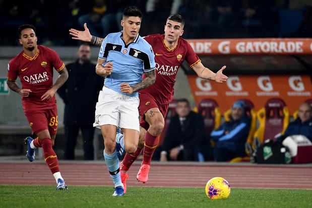 AS Roma doorgelicht: de deur staat achteraan vaak open