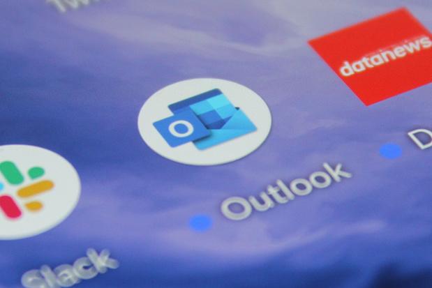 Des chercheurs belges découvrent une faille dans l'appli Outlook