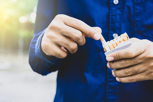 Ook gelegenheidsrokers kunnen een tabaksgebruikstoornis ontwikkelen