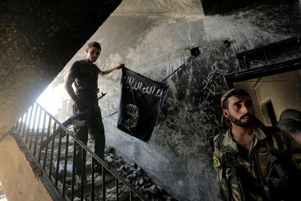 """L'EI """"intact"""" malgré la mort de Baghdadi"""