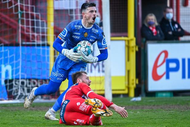 Yannick Thoelen: 'Ik voel me echt helemaal thuis bij KV Mechelen'