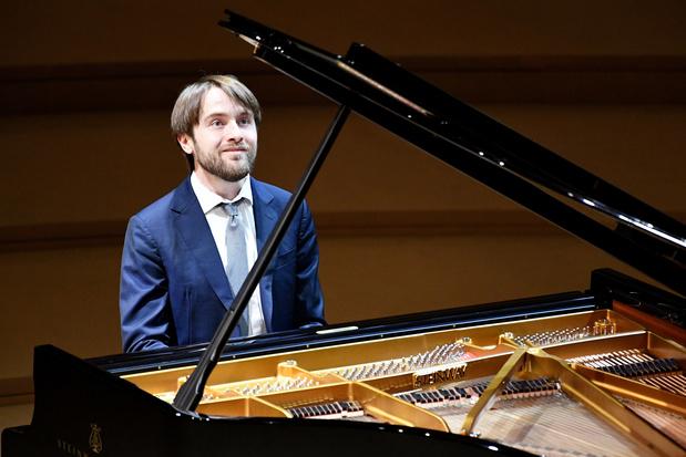 Toptalent Daniil Trifonov in Flagey