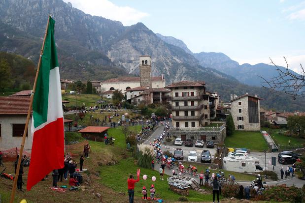 Dagboek uit de Giro - dag 16: de Ronde in de Ronde