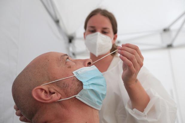 Testcentra krijgen hulp voor het vinden van verpleegkundigen