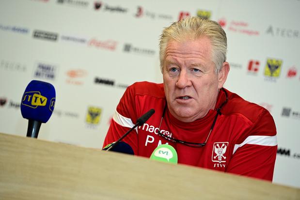 Peter Maes nu ook officieel nieuwe coach van STVV