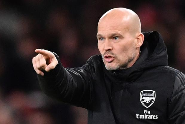 Ljungberg, qui a assuré l'interim à Arsenal, reste dans le staff d'Arteta